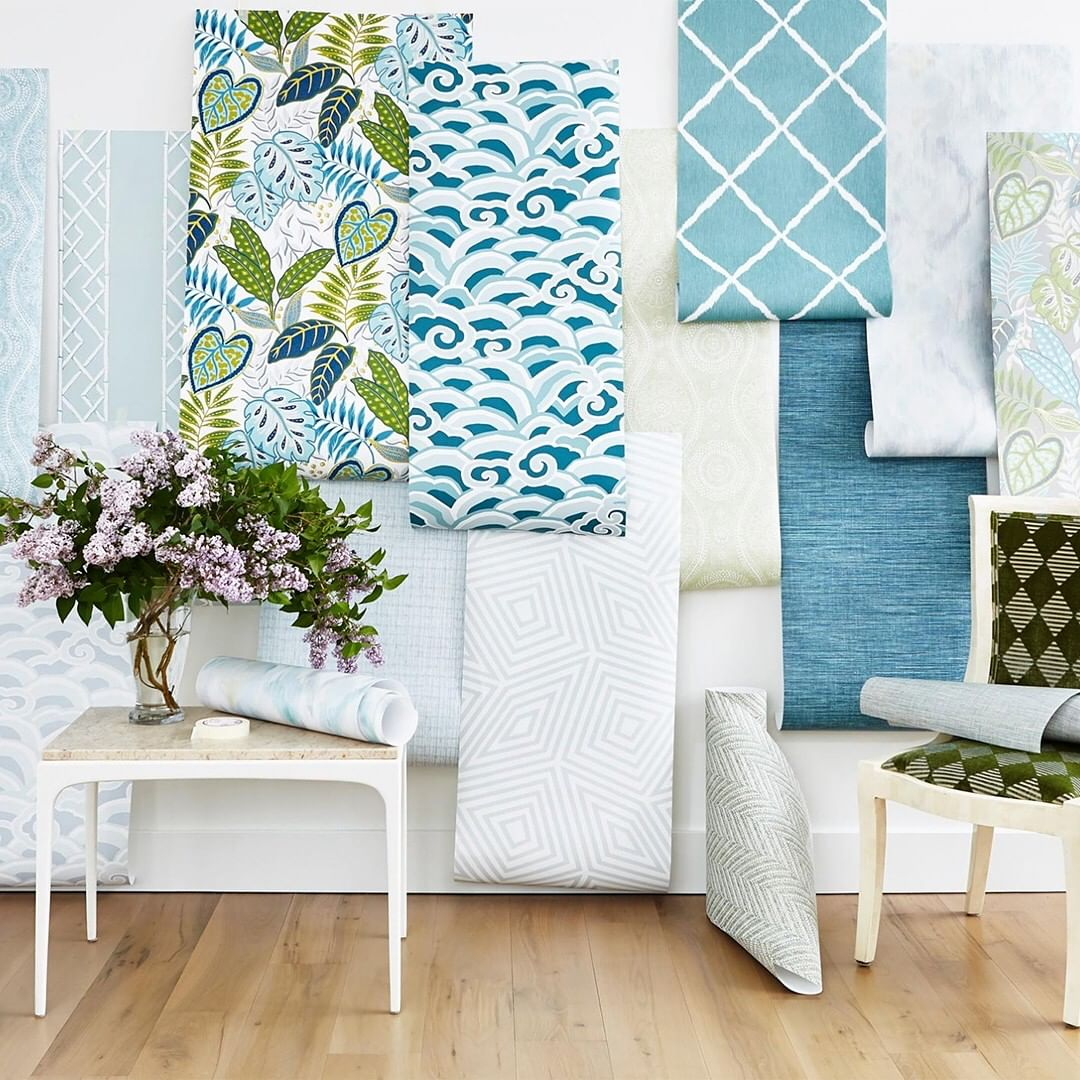Which wallpaper is best for the living room?