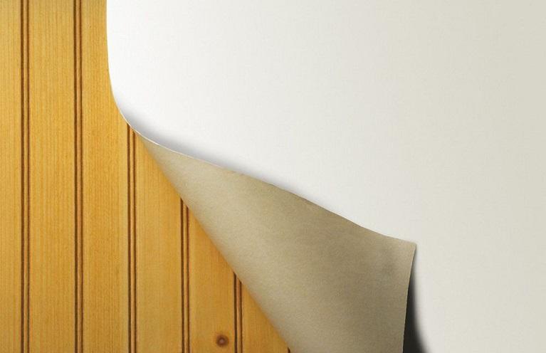 Can I Hang Wallpaper Over Wood Panels