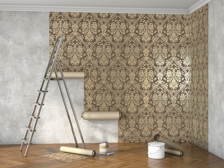 What Is Half Drop Wallpaper?