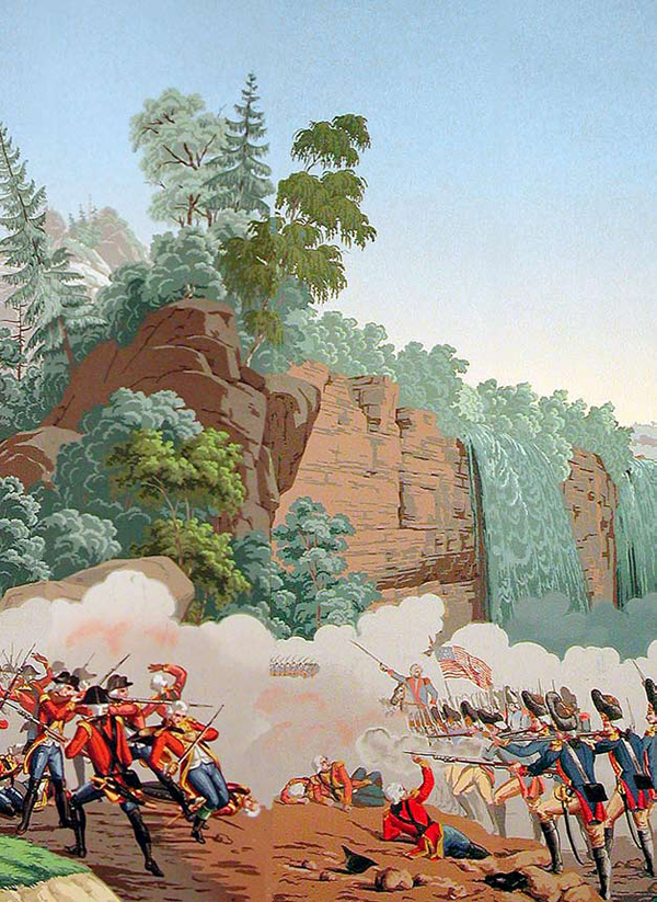 Most Expensive Wallpaper In the World - Les Guerres D'Independence