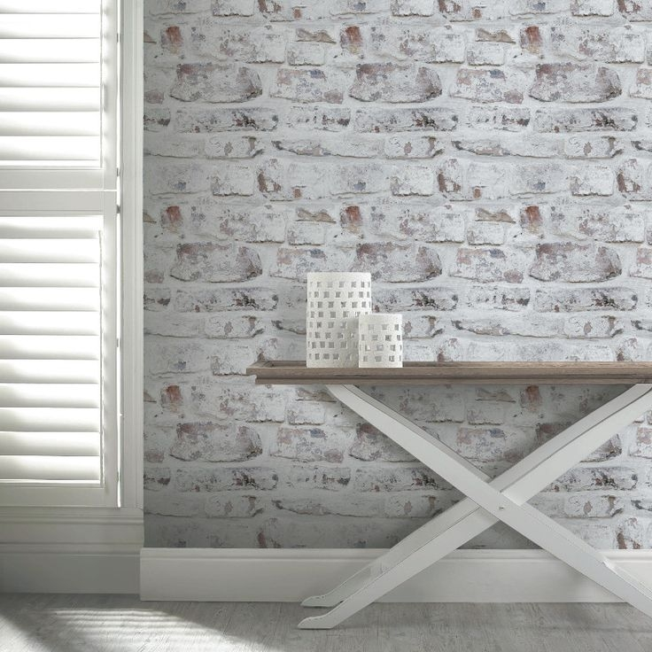 Can I Cover Brick And Stone With Wallpaper