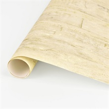Lindens Light Yellow Wood Wallpaper
