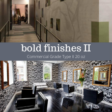 Bold Finishes II