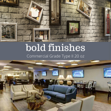 Bold Finishes