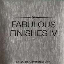 Fabulous Finishes 4
