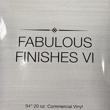 Fabulous Finishes 6