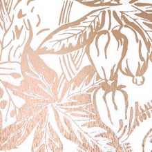 Hothouse copper-rose/whiteWallpaper