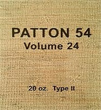 Patton 54 Vol 24 Commercial