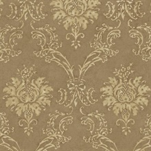 Copper Devon Damask