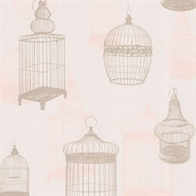 Avian Taupe Bird Cages