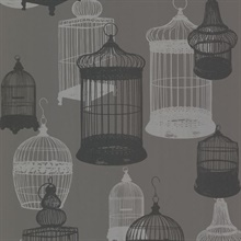 Avian Charcoal Bird Cages