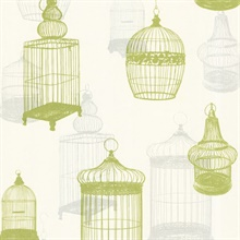 Avian Green Bird Cages