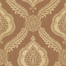 Zoraya Copper Damask