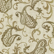 Darro Gold Global Paisley