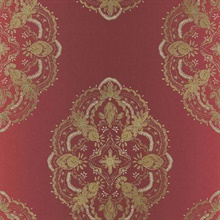 Mirador Burgundy Global Medallion