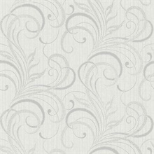 Rauda Pewter Modern Scroll