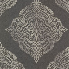 Capella Charcoal Medallion