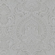 Alistair Pewter Damask
