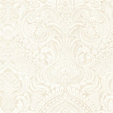 Alistair Cream Damask