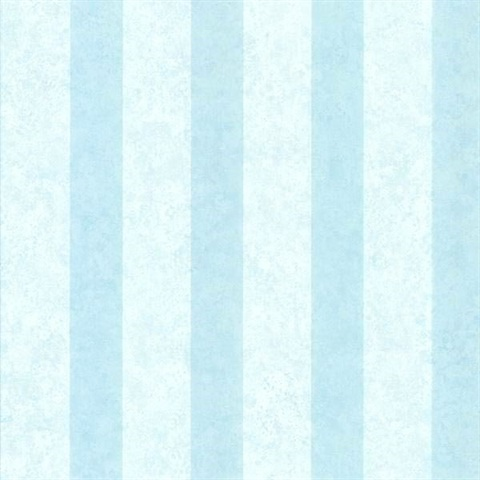 Lucido Light Blue Satin Stripe