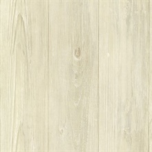 Mapleton Sand Faux Wood Texture
