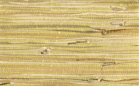 Gold and Brown Grasscloth
