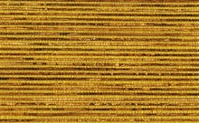 Brown and Gold Horizontal Striped Grasscloth