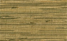 Black and Gold Horizontal Striped Grasscloth