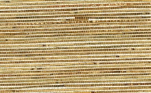 Brown and Grey Horizontal Striped Grasscloth
