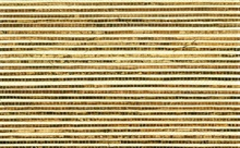 Black White and Brown Horizontal Striped Grasscloth