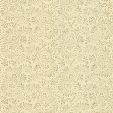 Sycamore Beige Paisley