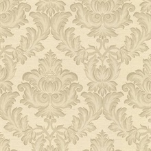 Oldham Gold Damask
