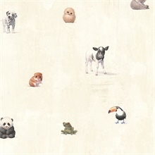 Tate Beige Animal Alphabet