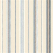 Kylie Denim Cabin Stripe