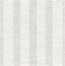 Lucette Light Grey Textured Stripe
