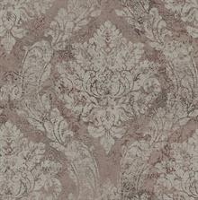Fabriana Taupe Heirloom Damask