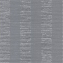 Karmen Grey Crepe Stripe