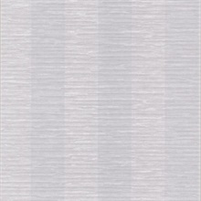 Karmen Light Grey Crepe Stripe