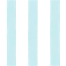 Waterside Aqua Stripe
