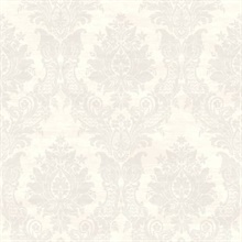 Sinclair Grey Textured Damask