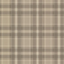 Caledonia Grey Plaid