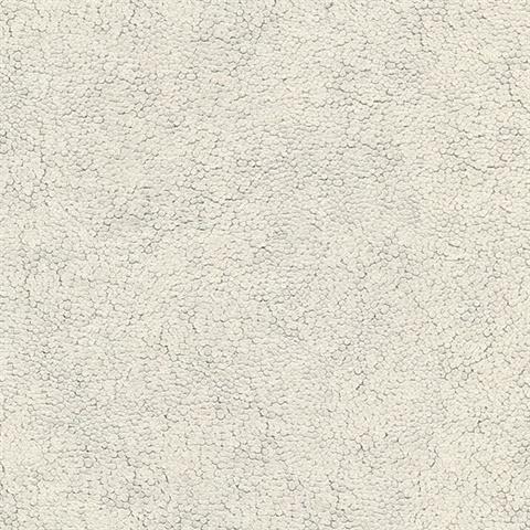 Soda Silver Shiny Circle Texture Wallpaper Wd3005