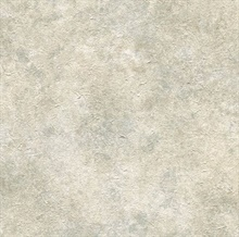 Reptille Cream Faux Banana Paper Wallpaper