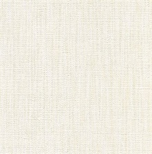Alligator Cream Textured Stripe Wallpaper