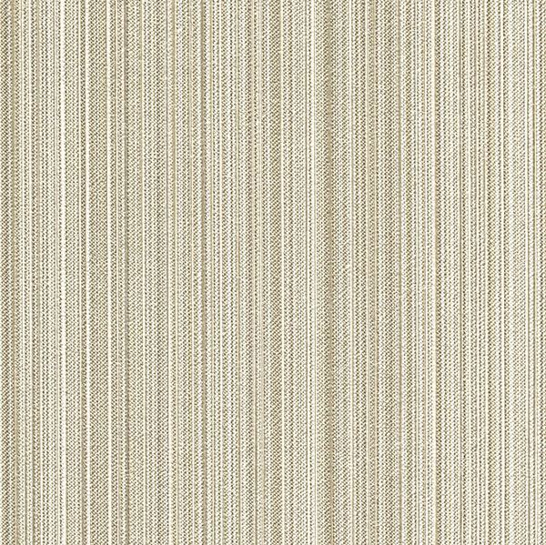Blanchard Sand Faux Silk Stripes Wallpaper