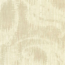 Flintley Birch Modern Swirled Damask Wallpaper