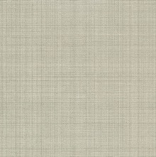 Russel Ice Textured Faint Tartan Wallpaper
