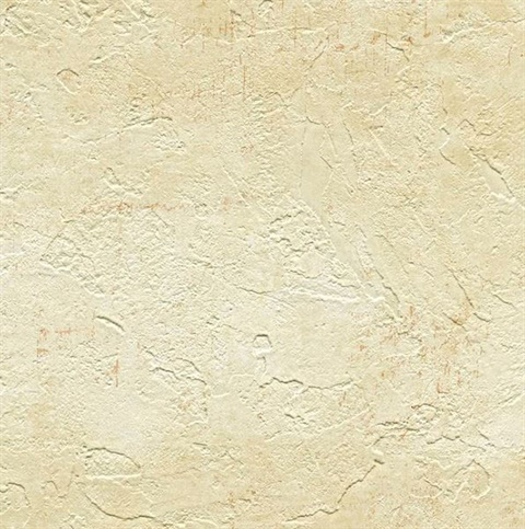 Plumant Buttered Faux Plaster Texture Wallpaper