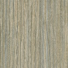 Derndle Grey Faux Plywood Wallpaper