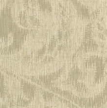Flynt Hops Modern Damask Fade Wallpaper
